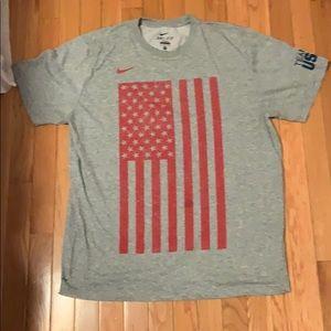 Men's team USA Nike tee